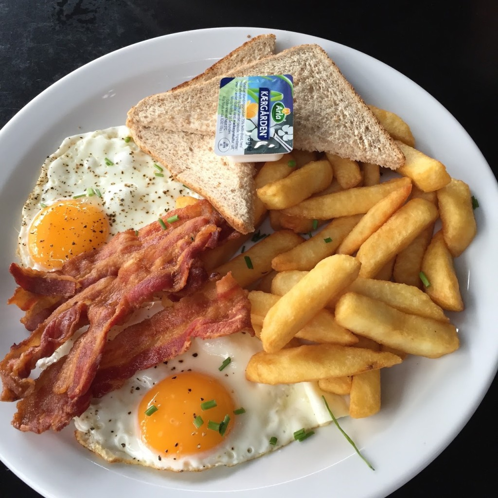 Classic Irish Breakfast - the Dubliner