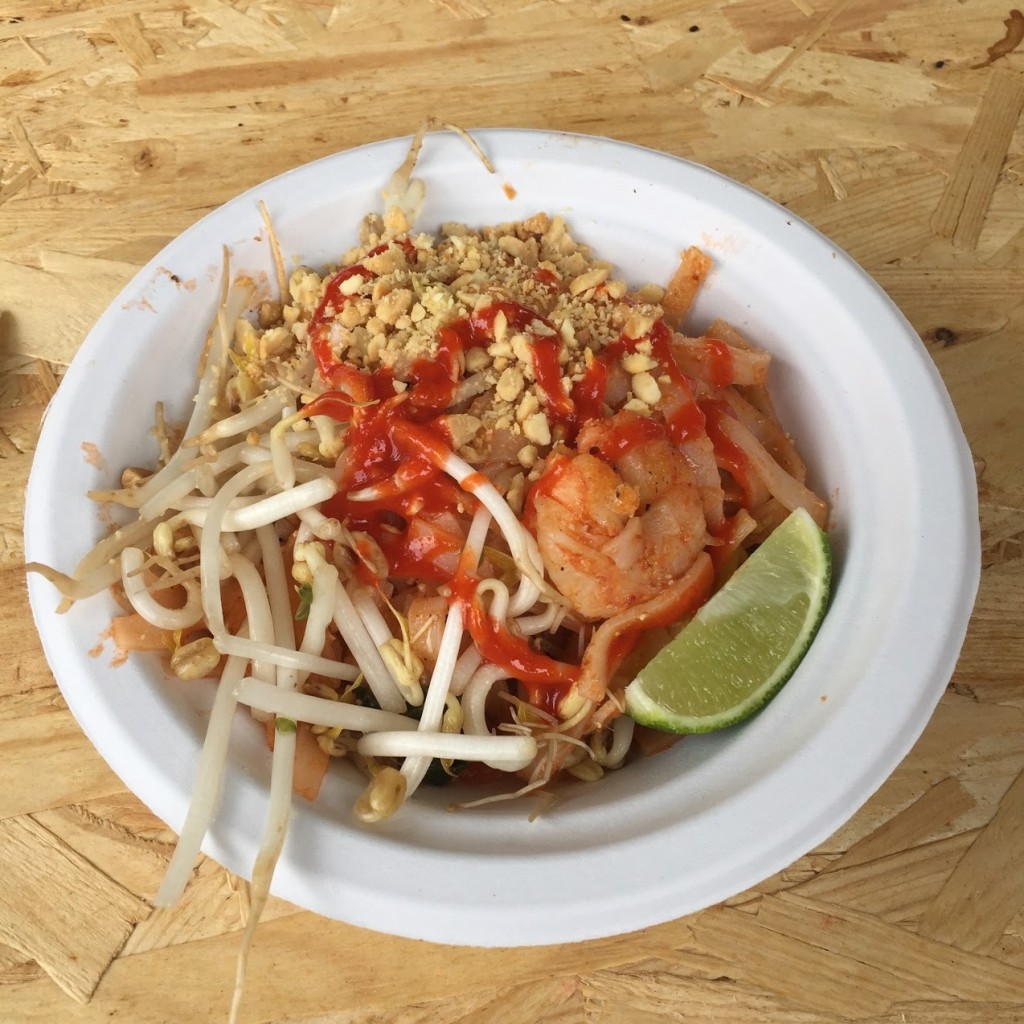 Pad Thai - Arla Food Fest