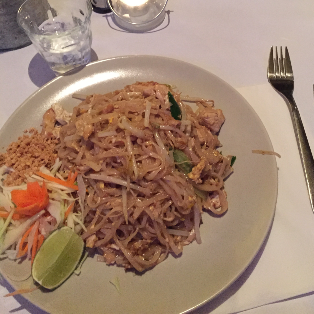 Pad Thai - Cafe Loppen, Christiania